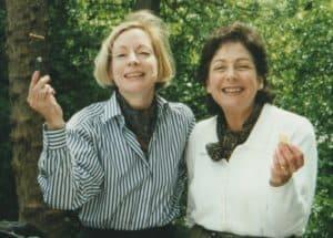 Press Adrienne+Joan 2007