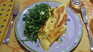 Smoked Haddock Omelette